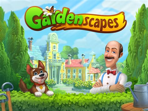 Gardenscapes Maze Gardenscapes New Acres Apk V1 1 4 Mod Unlocked For