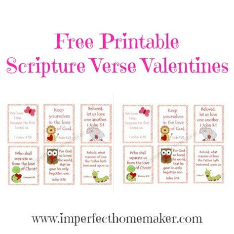 printable christian valentines day cards free printable scripture verse valentines