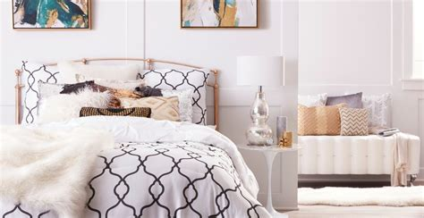 glamour bedroom dazzling glam decorating ideas for your home overstock com