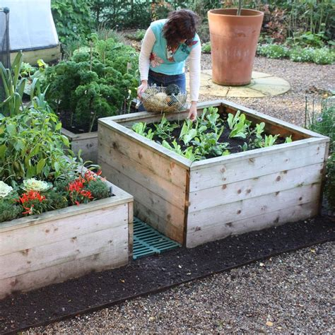 planter beds raised beds garden planters