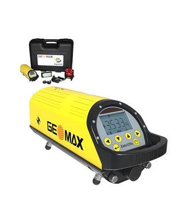 geomax zeta125 series pipe laser 6010623 tiger supplies