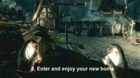 how to get a house in skyrim skyrim how to get a house for free youtube