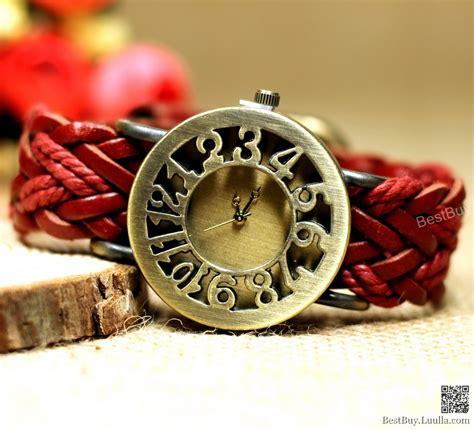 vintage watches wristwatch retro braided wrist