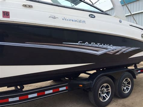 rinker boats for sale europe rinker 296 captiva boat for sale from usa