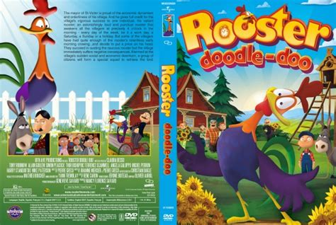 doodle doo rooster doodle doo dvd covers labels by covercity