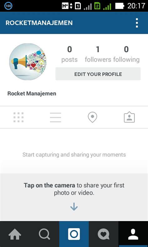 cara membuat akun instagram untuk blackberry cara daftar instagram dengan akun facebook
