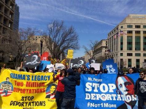 Obama Deportation Criminal Record Obama S Record Deportations An Effort To Appease Republicans Portside