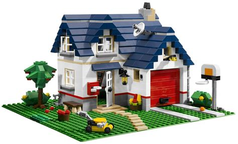 lego house lego 5891 creator the apple tree house i brick city