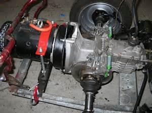 Electric Car Conversion Gearbox Go Kart Transmission Car Interior Design