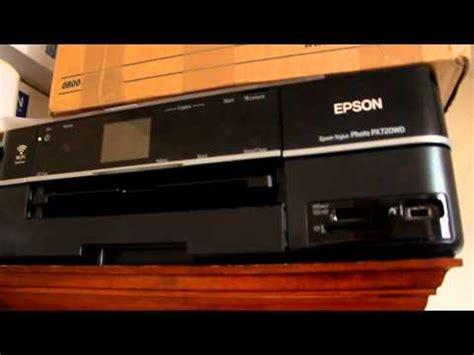 reset printer epson px720wd how to reset any epson printer waste ink pad counter error