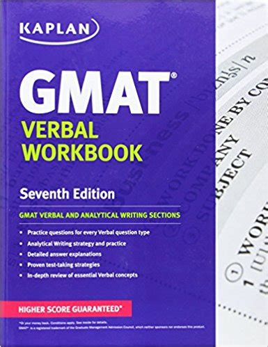 Kaplan Mba Reviews by Reference Books For Gmat 2018