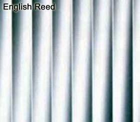english reeded pattern glass 21 best images about glass pattern sles on pinterest