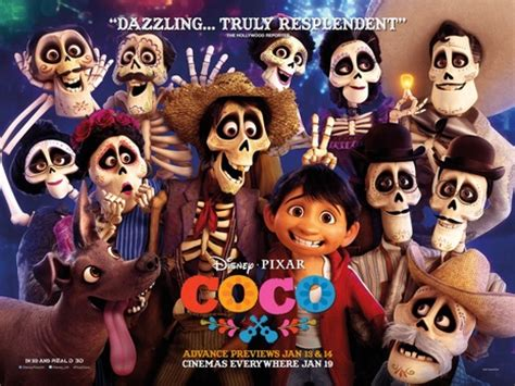empire cinemas film synopsis coco