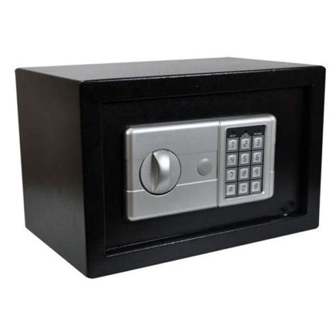 secure electronic digital home safe high security steel