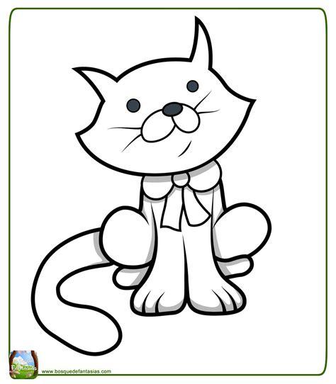 imagenes para colorear gato 99 dibujos de gatos 174 bonitos gatos y gatitos para