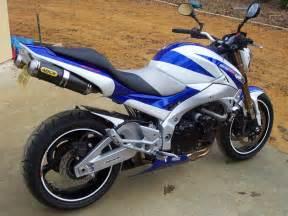Suzuki Gsr Suzuki Gsr 600 2637190