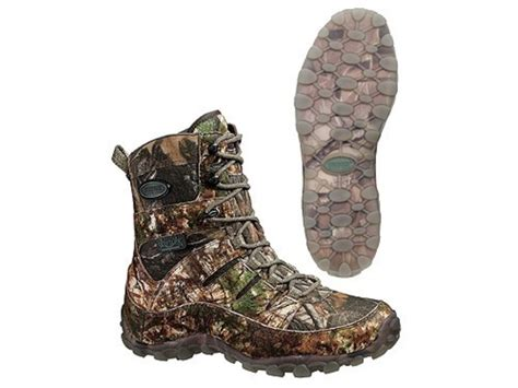 scent lok boots wolverine 12 point 8 waterproof 200 gram insulated boots