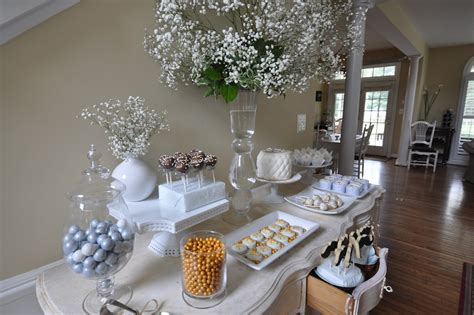 madly stylish events communion dessert table