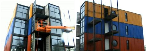 Shipping Container Apartments My Conex Home Building My Conex Home