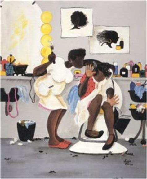 Black Beauty Salon Art Amp African American Hair Salon Posters