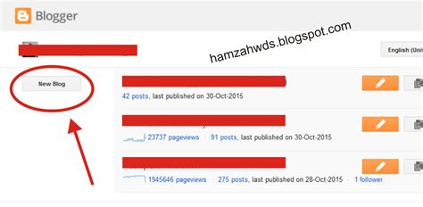 cara membuat blog gratis di blogspot terbaru cara membuat blog gratis mudah di blogspot terbaru blog