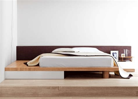 modern wood bed square modern bed contemporary beds contemporary furniture