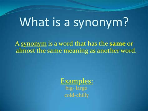 Kaset Same Same The Meaning Of Happy synonym and antonym powerpoint