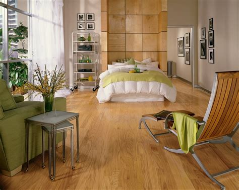 Flooring Trends: Light Colors