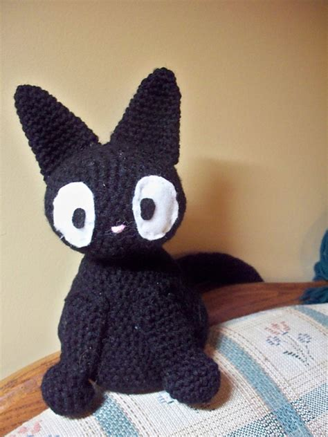 amigurumi jiji pattern crocheted jiji amigurumi craftgrrl where crafters unite