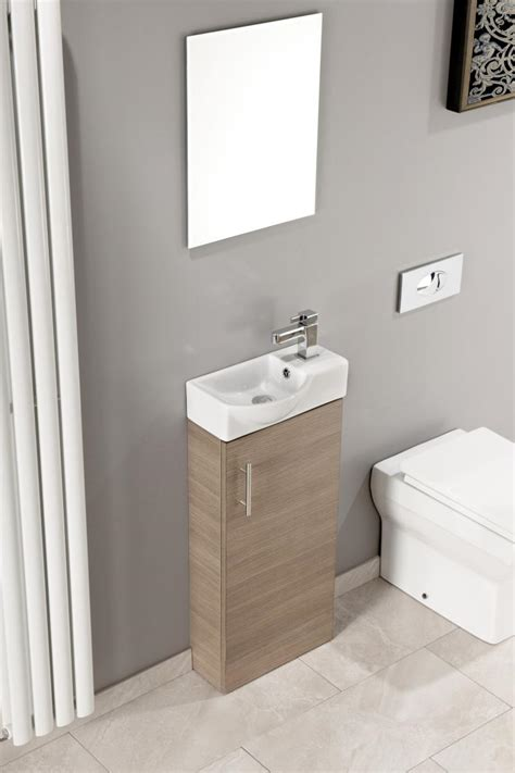 Slimline Vanity by Slimline 400 Vanity Basin Sink Unit Bathroom Cloakroom