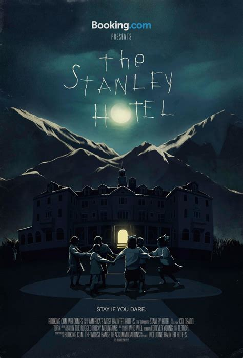 layout of the stanley hotel awesome web design of the week booking com