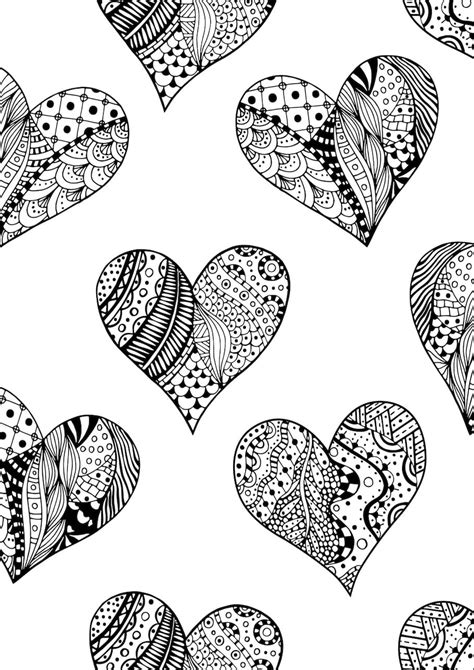 hard love coloring pages hard heart coloring pages love coloring pages