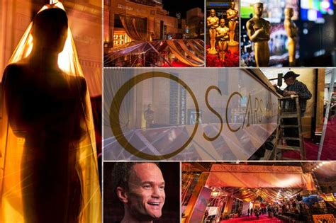 The Oscars Ceremony Begins by What Time Does The Oscars 2015 Ceremony Start A List
