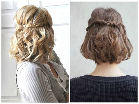 crown braid short hair hairstyles the best crown braid hairstyle ideas hair world magazine