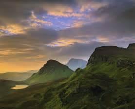 Landscape Scotland Tallest Building Scotland Landscape