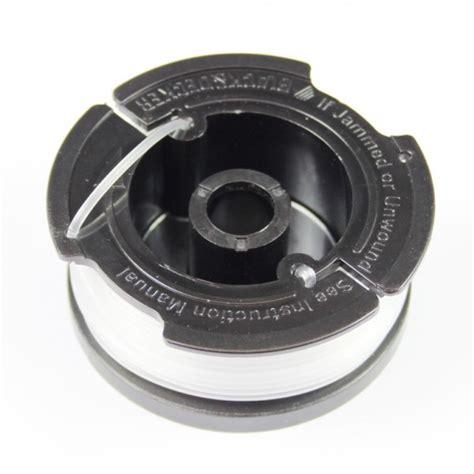 bobine de fil coupe bordures black et decker gl5028 sav pem