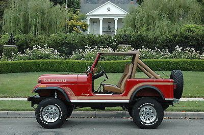 for sale 0 00 jeep cj cj7 1986 jeep cj7 laredo for sale 0 00