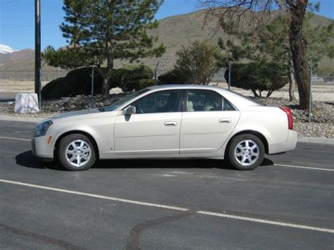 2007 cadillac sedan purchase used 2007 cadillac cts sedan 4 door 3 6l in