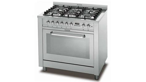 Oven Ariston buy ariston 900mm professional freestanding cooker