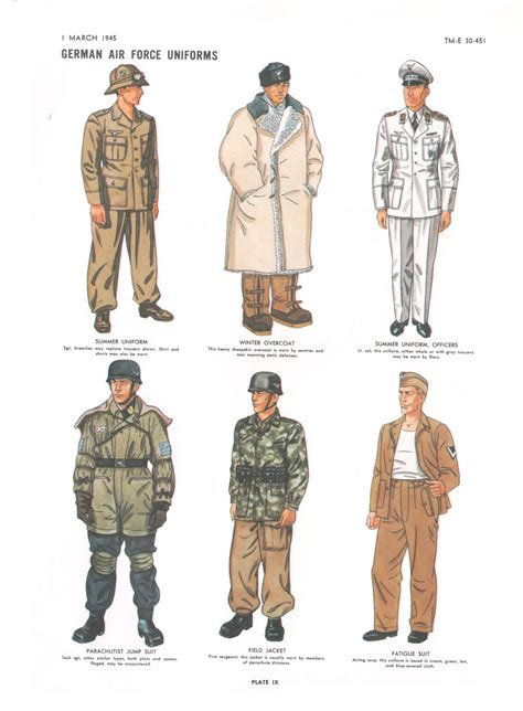 Marine Zippers Navy Jacket Jaket Anime One german air uniforms fashion encyclopedia