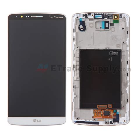 Lcd Lg G3 lg g3 vs985 lcd and digitizer assembly with front housing