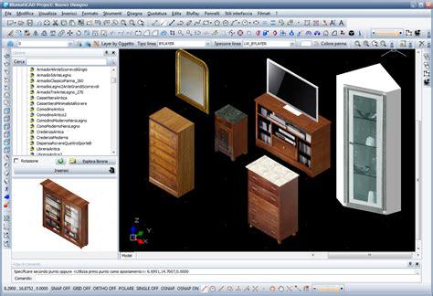 librerie autocad free software conversione disegno cad da 2d a 3d fotorealistico