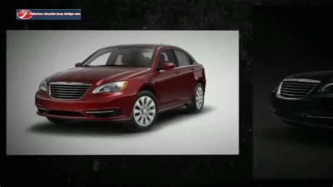 Nj Chrysler Dealers by 2014 Chrysler 200 Vs 2014 Dodge Avenger Chrysler Dealer