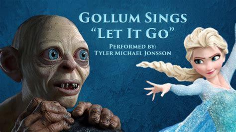 film frozen let it go full movie let it go gollum cover frozen soundtrack youtube