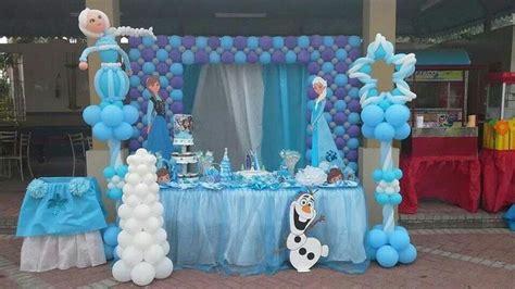 arreglos con globos de frozen decoracion con globo frozen 56 curso de organizacion