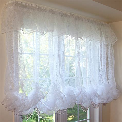 shades curtains balloon curtain
