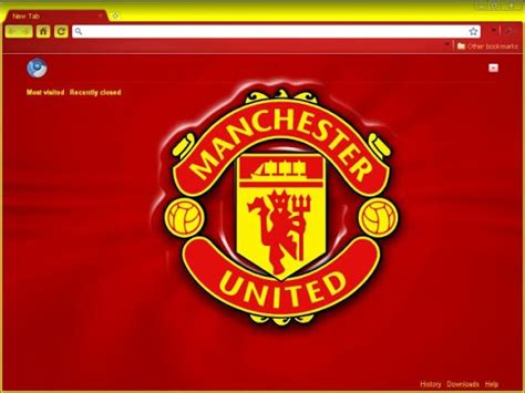 theme google chrome manchester city manchester united f c theme chrome web store