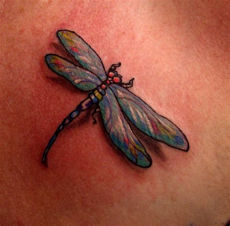 tattoo design inspiration realistic inspiration dragonfly tattoos design