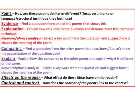essay structure english literature gcse structure comparison poem essay pdfeports867 web fc2 com