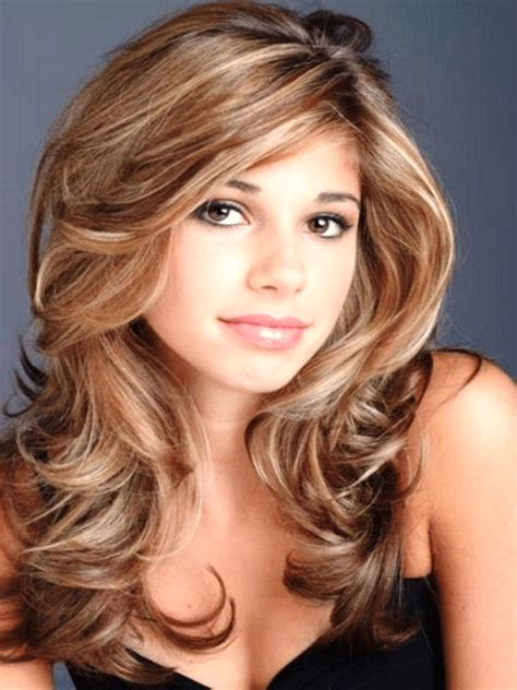 hair cuts for slightly wavy hair for women best haircut for thick wavy hair in summer days